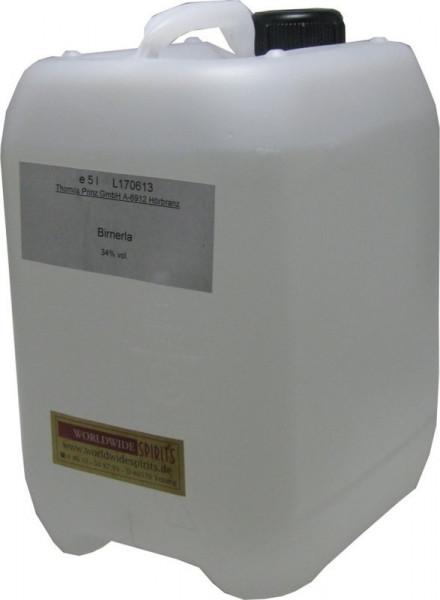 Prinz Birnerla ( Birnenschnaps ) 5 Liter Kanister aus Österreich