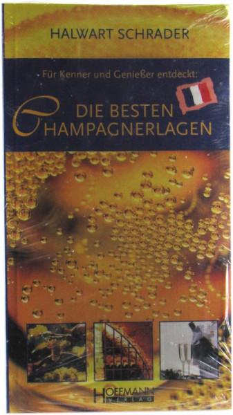 Buch: Die Besten Champagnerlagen für Kenner und Geniesser