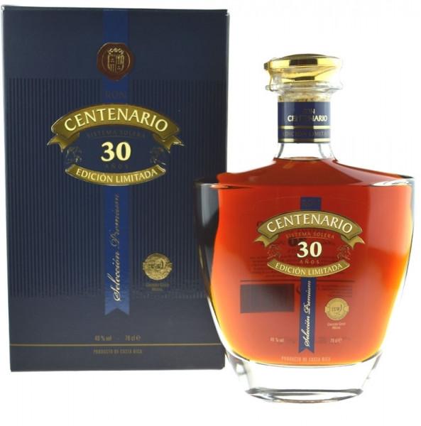 Ron Centenario 30 Years Rum