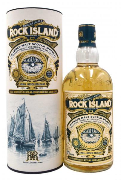 Rock Island von Douglas Laing