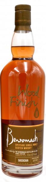Benromach Sassicaia Wood Finish