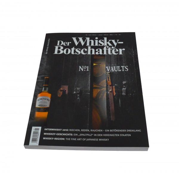 Der Whisky Botschafter Heft 2017/1 (Winter)