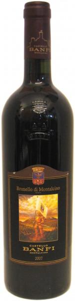 Brunello di Montalcino Castello Banfi Rotwein 0,75l