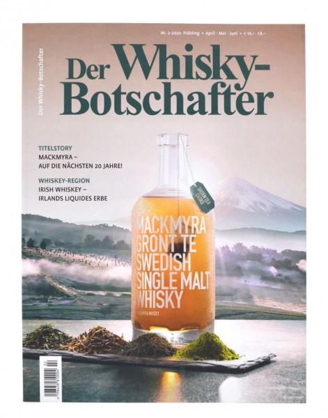 Der Whisky-Botschafter Heft 2020/2 (Frühling)