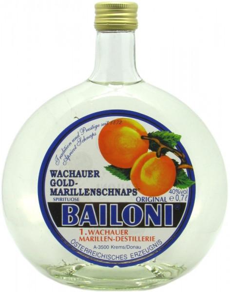 Bailoni Marillenschnaps