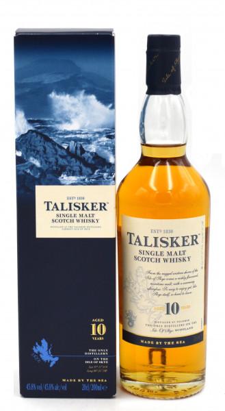 Talisker 10 Years 0.2l