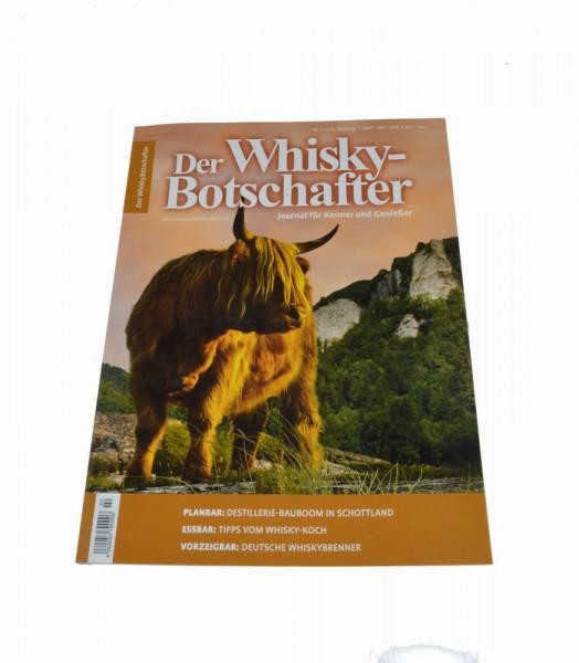Der Whisky Botschafter - Heft 2014/2 Frühling