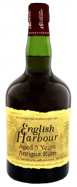 English Harbour Rum 5 Jahre 0,7l