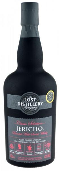 Lost Distillery Jericho