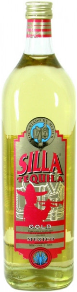 Tequila Silla Gold