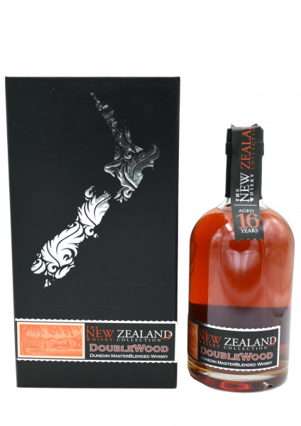 New Zealand Whisky Collection Double Wood 16 Jahre