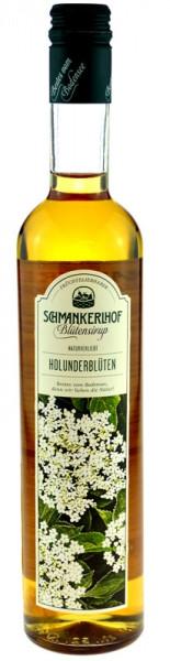 Prinz Holunderblütensirup 0,5l - Fruchtsirup Schmankerlhof aus Österreich