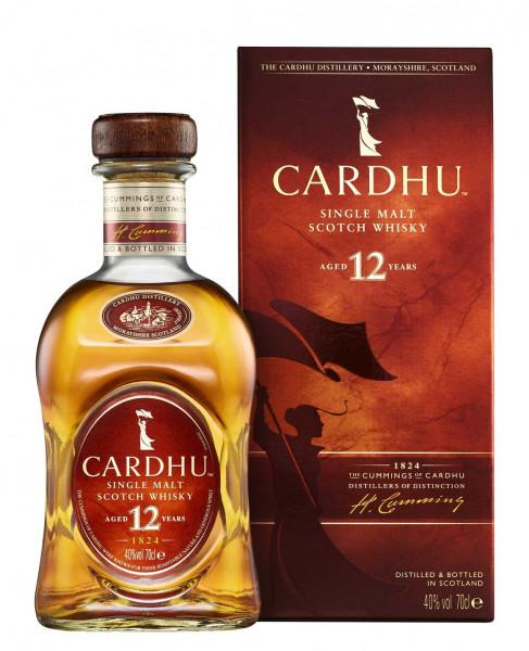 Cardhu Whisky 12 Jahre