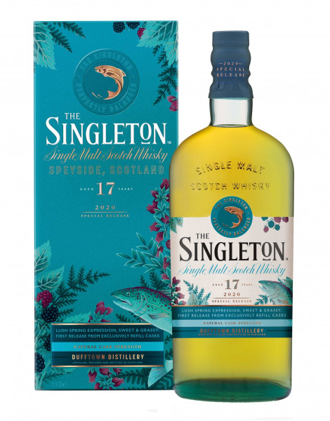 Singleton of Dufftown 17 Jahre 0,7l Special Release 2020