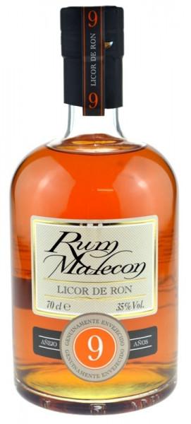 Malecon Licor de Ron 9 Jahre 0,7l