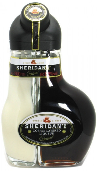 Sheridan's Original Vanille- und Kaffeelikör
