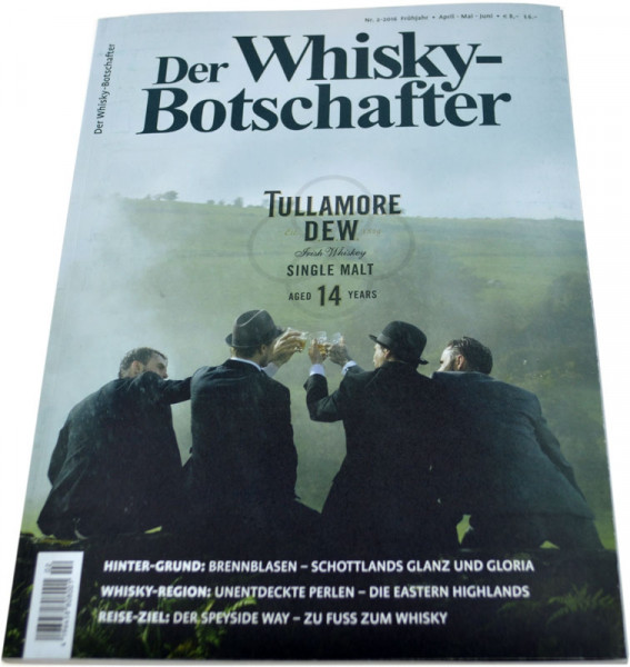 Whisky Botschafter Issue 2016/2 ( spring )