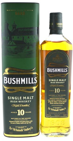 Bushmills 10 Jahre