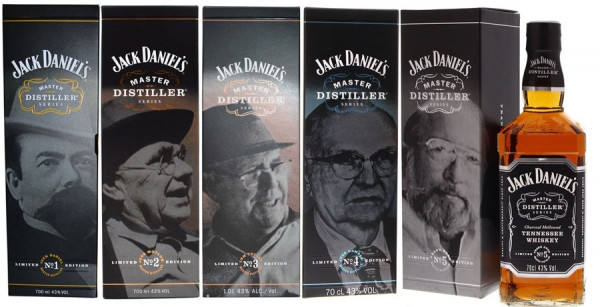 Jack Daniel's Master Distiller N°4