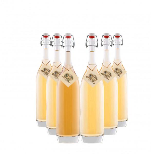6 Flaschen Prinz Alte Sorten sortiert 0,5l - im Holzfass gereift aus Österreich