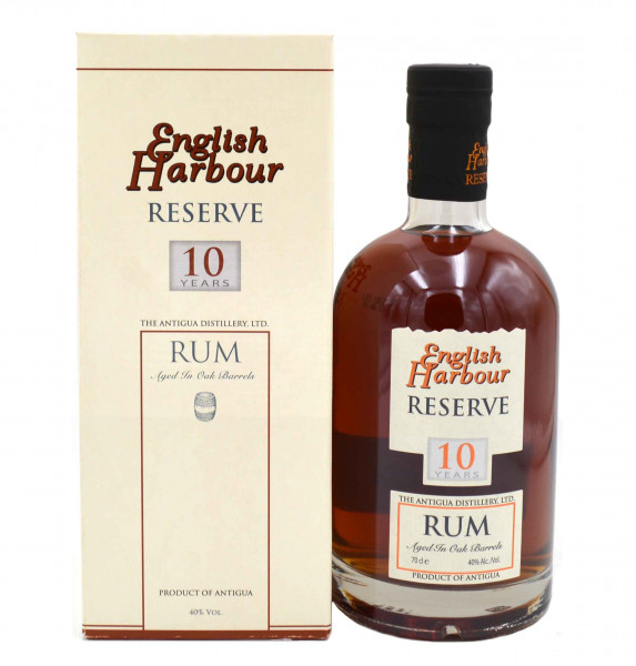 English Harbour Reserve Rum 10 Jahre