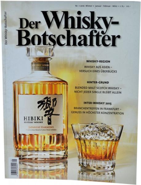 Der Whisky Botschafter Issue 2016/1 ( winter )