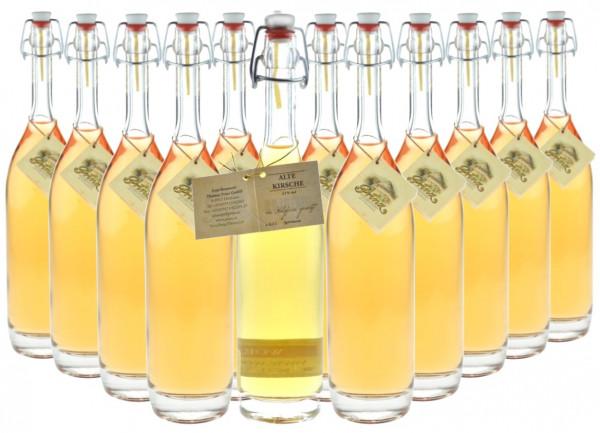 36 Flaschen Prinz Alte Kirsche 0,5l in Bügelflasche - im Holzfass gereift aus Österreich