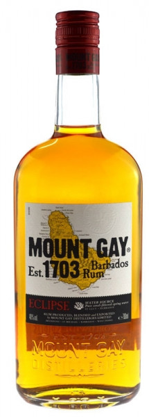 Mount Gay Barbados Rum