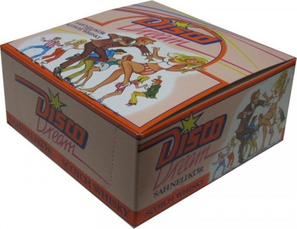 Disco Dream Sahnelikör 25x0,02l