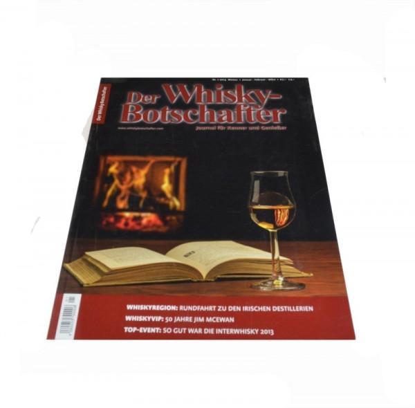 Der Whisky Botschafter - Heft 2014/1 ( Winter )